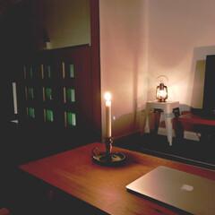 キャンドルナイト/キャンドルスタンド/キャンドルホルダー/北欧雑貨/ランタン/キャンドル/... 夜のインテリア キャンドルの灯り🕯 火の…