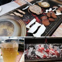 きのこの日/お家時間/お家時間の充実/焼き肉/BBQ/おうちごはん/... 寒い日🍃 焼き肉日和ではない…  ならば…