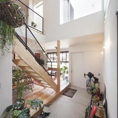 ds/D´S STYLE/土間のある暮らし/自然素材/無垢/インテリア/... 家をおしゃれに住みこなそう。 そう、着こ…