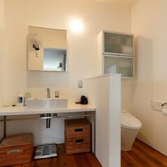 自然素材/無垢材/無垢杉の床/漆喰の壁/白い壁/外断熱/... . ~ゆとりの広さを確保した  ホテルラ…
