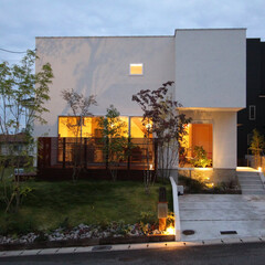 ds/D´S STYLE/四角の家/外観/インテリア/デザイン/... 家をおしゃれに住みこなそう。 そう、着こ…