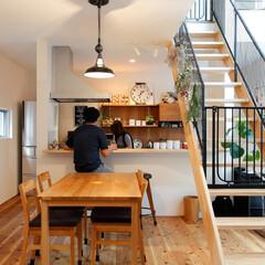 ds/D´S STYLE/無垢/四角の家/自然素材/インテリア/... 家をおしゃれに住みこなそう。 そう、着こ…