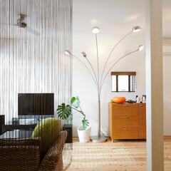 自然素材/無垢材/四角の家/ハコの家/おしゃれな家/かっこいい家/... . ~リゾート調のレースで  空間をゆる…