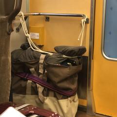 輪行/ジジイの徘徊/小樽/一人旅 小樽駅まで輪行! 輪行袋はいい値段するの…