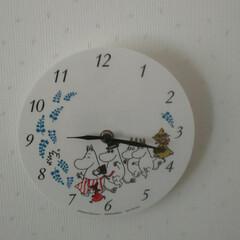 時計/ムーミン大好き/雑誌付録 可愛くて一目惚れ 即買いしちゃいました …