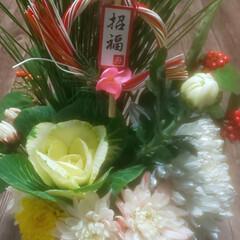 竹細工/門松/正月飾り 大晦日とかお正月とか 仕事で全く関係ない…