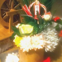 竹細工/門松/正月飾り 大晦日とかお正月とか 仕事で全く関係ない…(2枚目)