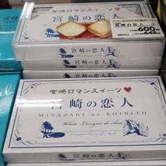 お菓子/お土産 宮崎にもありました。  各地にあるのかなぁ