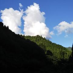 ドライブ/滝/お出かけ 高千穂の天岩戸神社近くの常光寺の滝に行っ…(2枚目)