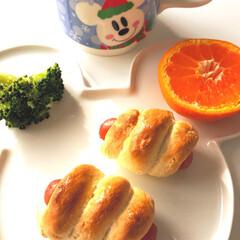 ホットケーキミックス/簡単/フォロー大歓迎/グルメ/フード/おうちごはん/... おはようございます(*^ω^*) ミニウ…