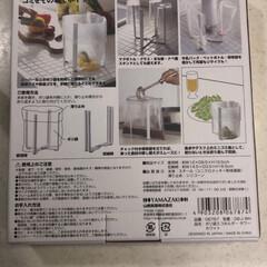 ポリ袋エコホルダー タワー tower 山崎実業 | TOWER(三角コーナー)を使ったクチコミ「私が愛用中のグッズを紹介します 主にゴミ…」(3枚目)