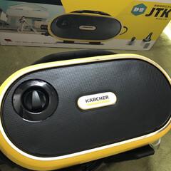KARCHER ケルヒャー 高圧洗浄機 サイレント JTK サイレント JTKサイレント | ケルヒャー(高圧洗浄機)を使ったクチコミ「お得になっていたので締め切り間近に買っち…」