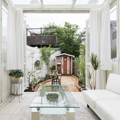 住まい/リノベーション/リフォーム/大田区/品川区/地域密着/... 「家族が多目的に使える雰囲気のある庭を造…
