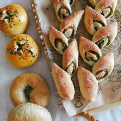 おうちパン/グルメ/フード/おうちごはん/ハンドメイド またまた暑さが戻ってきた(´∀`;)💦 …
