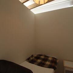 美容室cachecache/ヘッドスパ ヘッドスパのお部屋です。ベッドを置き半個…