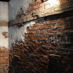 旨み酒場 CHILL/厚木/居酒屋/レンガ/造作/アーチ型/... 既存のレンガ壁を生かしエイジングとモルタ…