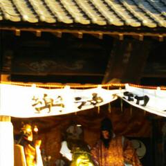 秋 進雄神社の秋のお祭り。神楽を見物してきま…