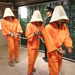 囚人たちは全国から北海道開拓のため.../極寒/網走監獄/おでかけワンショット こんなとこ、入りたくないよねー😱😱😱 考…(5枚目)