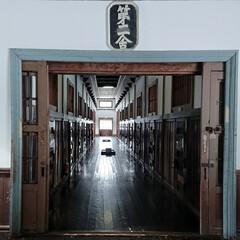 囚人たちは全国から北海道開拓のため.../極寒/網走監獄/おでかけワンショット こんなとこ、入りたくないよねー😱😱😱 考…(3枚目)