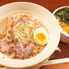 明日は京都だ/お疲れなのでもう寝よう 大阪の夜、一人でラーメン🍜とTKG食べて…