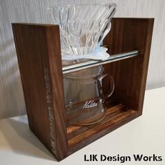 LIK Design Works/L☆DW/coffe/コーヒー/ドリップ/ドリッパー/... コーヒードリッパーの作成   ☆※min…