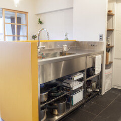 調理器具/シルバー 業務用キッチンを家庭用にアレンジ