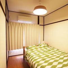 IKEA/無印良品/珪藻土 2階プライベート空間ベッドルーム