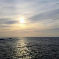 令和の一枚/GW/旅行/風景/わたしのGW 令和の夜明けを見たい❗と石廊崎に行きまし…(2枚目)