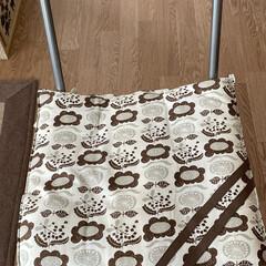 ハンドメイド/手作り/ハンドメイド作品/LIMIA手作りし隊/第4回わたしのハンドメイド 引っ越しを機に、以前から使ってた安い椅子…(1枚目)