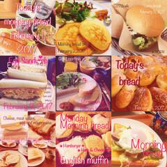 パン活 毎日サンドイッチを作ってみたら? rくん…