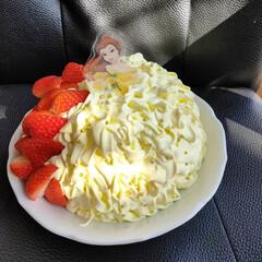 ドレスケーキ ベルのドレスケーキ再び✨(1枚目)
