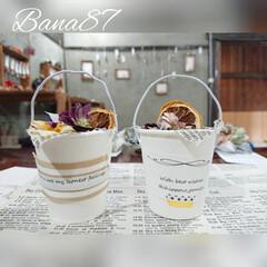 Handmade/花/髪コップ/作り方/雑貨/Bana87/... 紙コップを使って① 紙コップを使って雑貨…