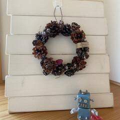 ありがとう/感謝/スプーンは何と値段つき 笑/可愛い手作りロボたん/届いた/ステキなプレゼント/... 秋のプレゼント☆  インスタ友だちのノラ…(3枚目)