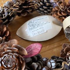 ありがとう/感謝/スプーンは何と値段つき 笑/可愛い手作りロボたん/届いた/ステキなプレゼント/... 秋のプレゼント☆  インスタ友だちのノラ…(2枚目)