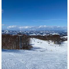 疲れきった/楽しく滑って無事に帰る/スキーデート/お天気/何十年かぶり/スキーデビュー/... スキーデビュー☆  何十年かぶりのスキー…