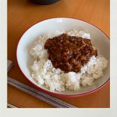 mochaさん/本当に簡単で美味しい/作ってみた/お昼に早速/簡単キーマカレー/おうちごはん 簡単キーマカレー☆  お昼に早速作ってみ…