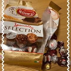 クセになりそうな危険な味/甘いけど美味しい/実家/ウィターズチョコレート/イタリア イタリアのチョコレート☆  イタリアのウ…
