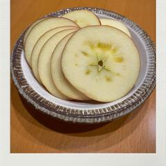 流行り/星型/廃棄も少ない/簡単楽ちん/りんごの輪切り/スターカット スターカット☆  りんごの輪切り☆スター…