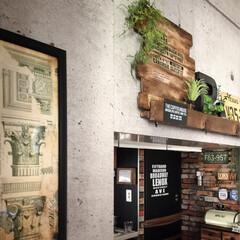 壁紙屋本舗/すのこリメイク/セリア/DIY/部屋作り(部屋づくり)/100均/...