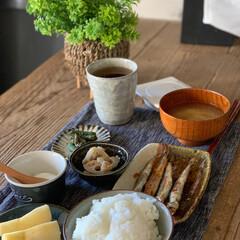 和食/朝ご飯/おうちごはん/おうちごはんクラブ/グルメ/フード/... おはようございます♡ೄ̥̽︎ 今日の朝ご…