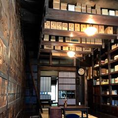 釜じい/旅の思い出/たてもの園/古民家/インテリア/旅 先日、小金井公園の中にある、江戸東京たて…
