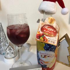 おうち呑み/ワイン/お酒/サングリア/おうち/2018/... nagomiさんのサングリアを見て飲みた…
