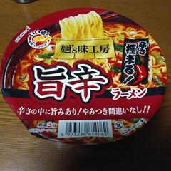 アイス/ポテトチップス/旨辛ラーメン/ハート/フード/スイーツ/... 韓国ドラマを見てたら辛い物が食べたくなり…