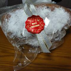 大分のお菓子/青森のリンゴ/グルメ/フード/スイーツ/シュトレン/... 今日はお友達や色んな人から貰い物をした日…(2枚目)