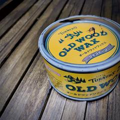 DIY/男前/oldwoodwax/オールドウッドワックス/ジャコビーン/塗装/... 色んなワックスを使ってみる😎  今回は …