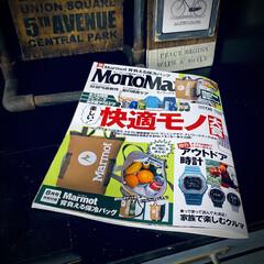 背負える保冷バッグ/買い物に便利/壁紙屋本舗/雑誌/Marmot/マーモット/... MonoMax 2020.8月号を買って…(2枚目)