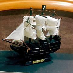 神戸モザイク/港町/神戸/帆船模型/帆船 神戸モザイク(MOSAIC)で買ってきた…