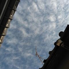 空/風景 9︰28の空