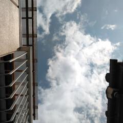空/令和元年フォト投稿キャンペーン/風景 朝の空。 がんばるわよ。