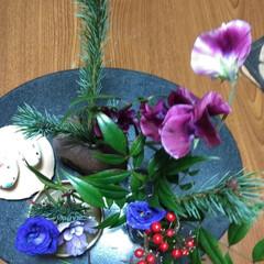 暮らしを楽しむ/万華鏡/花 ✥お花3種 ✥万華鏡というスマホ写真機能…